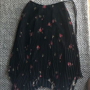 Wilfred floral skirt